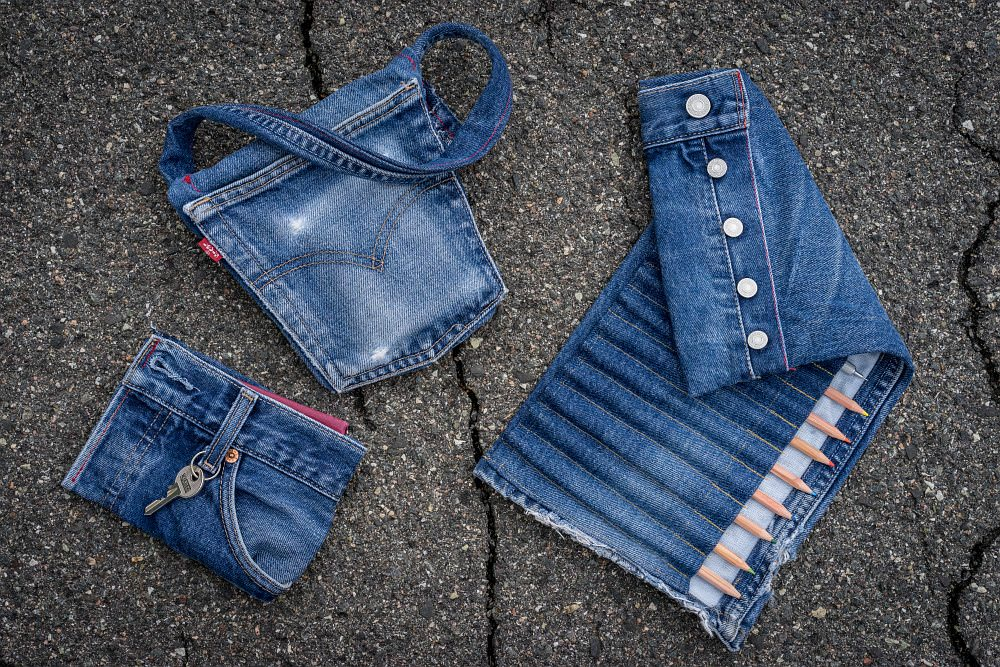 jeans design upcycling