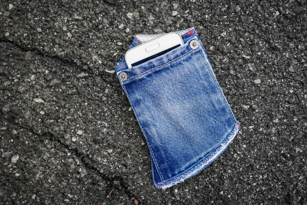 cell phone protective cover jeans